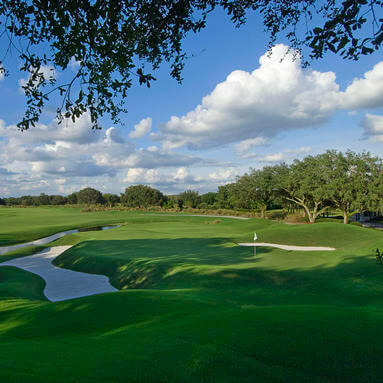golf course at grand cypress