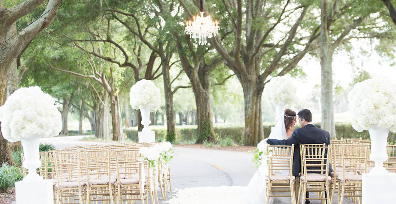 weddings at villas of grand cypress