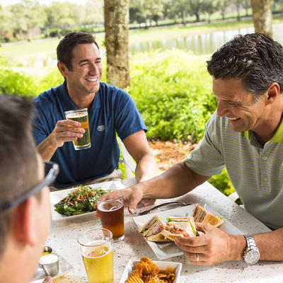 Dining at Villas of Grand Cypress