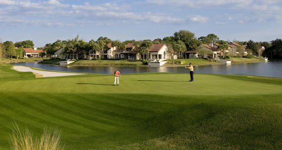 Golf Buddy Group at Villas of Grand Cypress Orlando