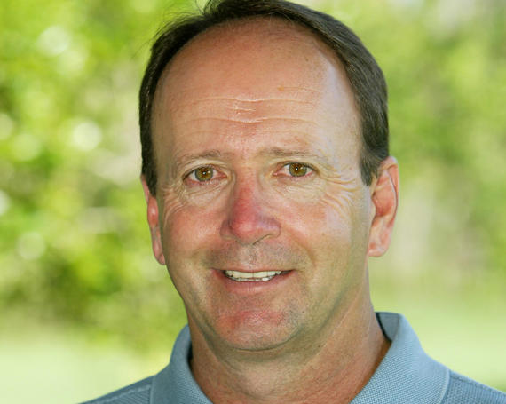 Fred Griffin, Director of Grand Cypress Academy of Golf