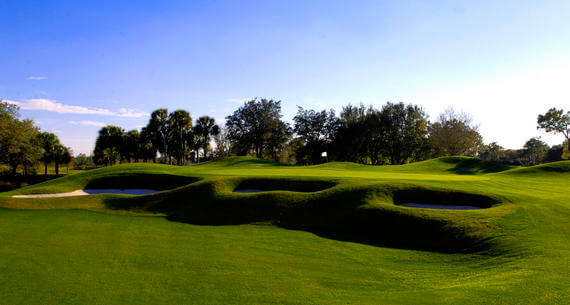 Bunkers at Villas of Grand Cypress Resort, Orlando