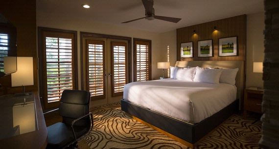 One Bedroom Luxury Villa At The Villas of Grand Cypress Resort & Spa in Orlando, Florida