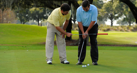 One on One Golf at Villas of Grand Cypress