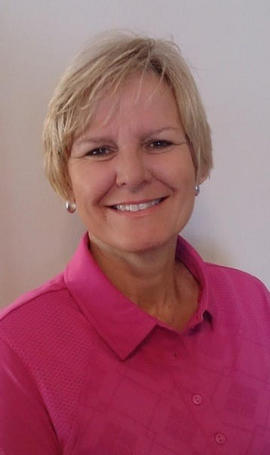 Barb Mucha, LPGA Touring Professional and Instructor