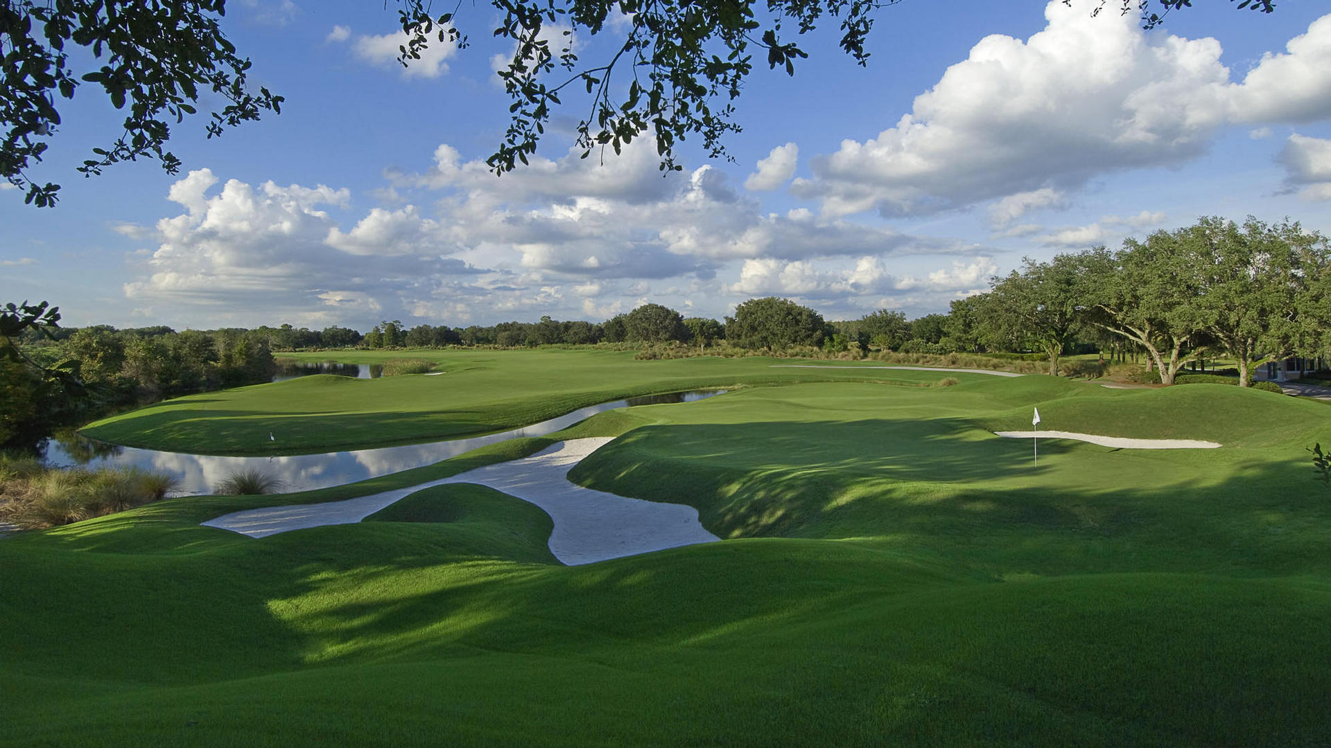 Golf at The Villas Of Grand Cypress in Orlando, Florida