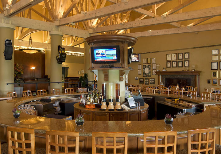 The Clubhouse Bar at Villas of Grand Cypress in Orlando, FL