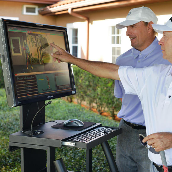Precision Training at The Golf Academy at Villas Grand Cypress in Orlando