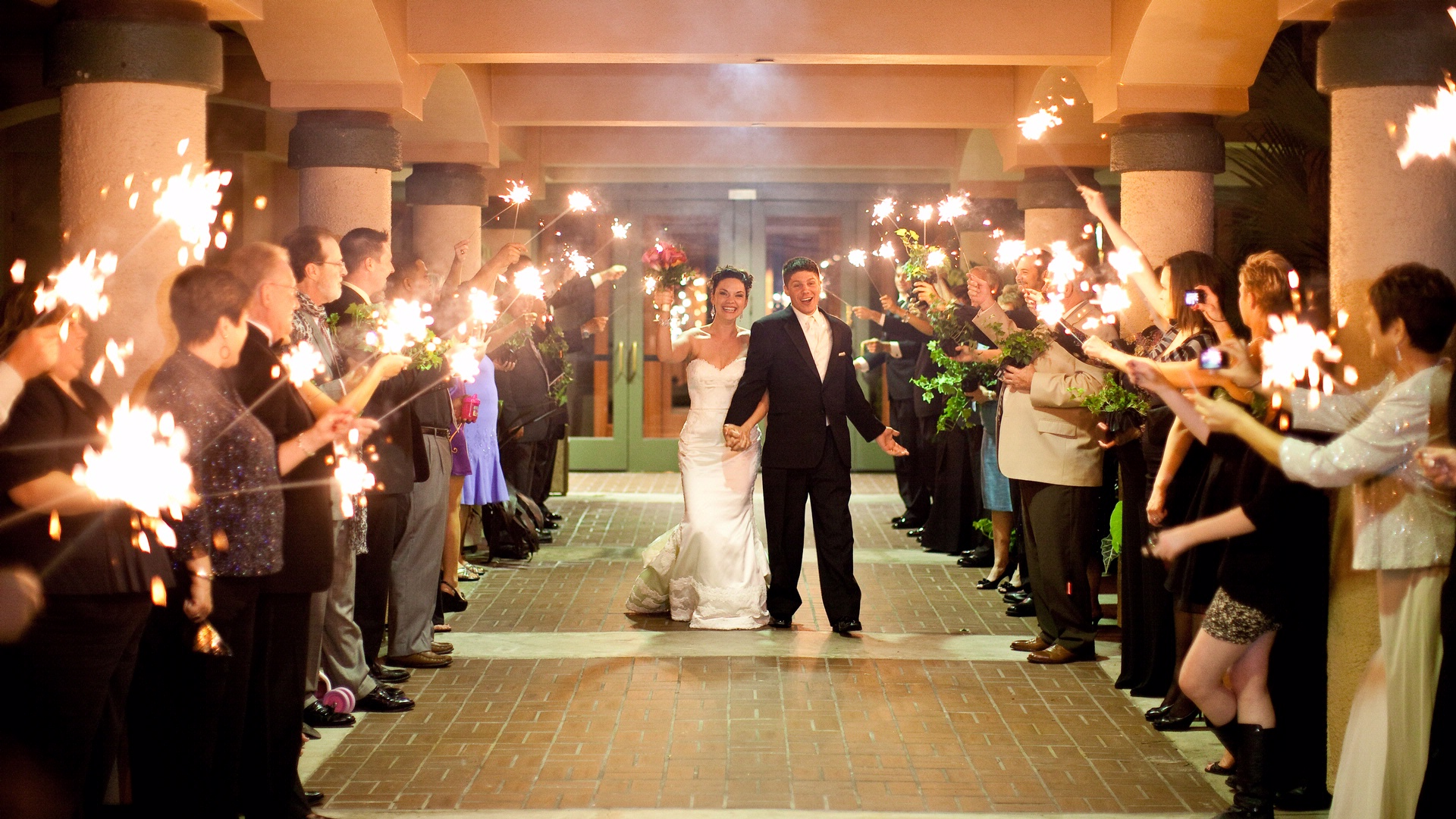 Weddings at Villas Grand Cypress in Orlando Florida