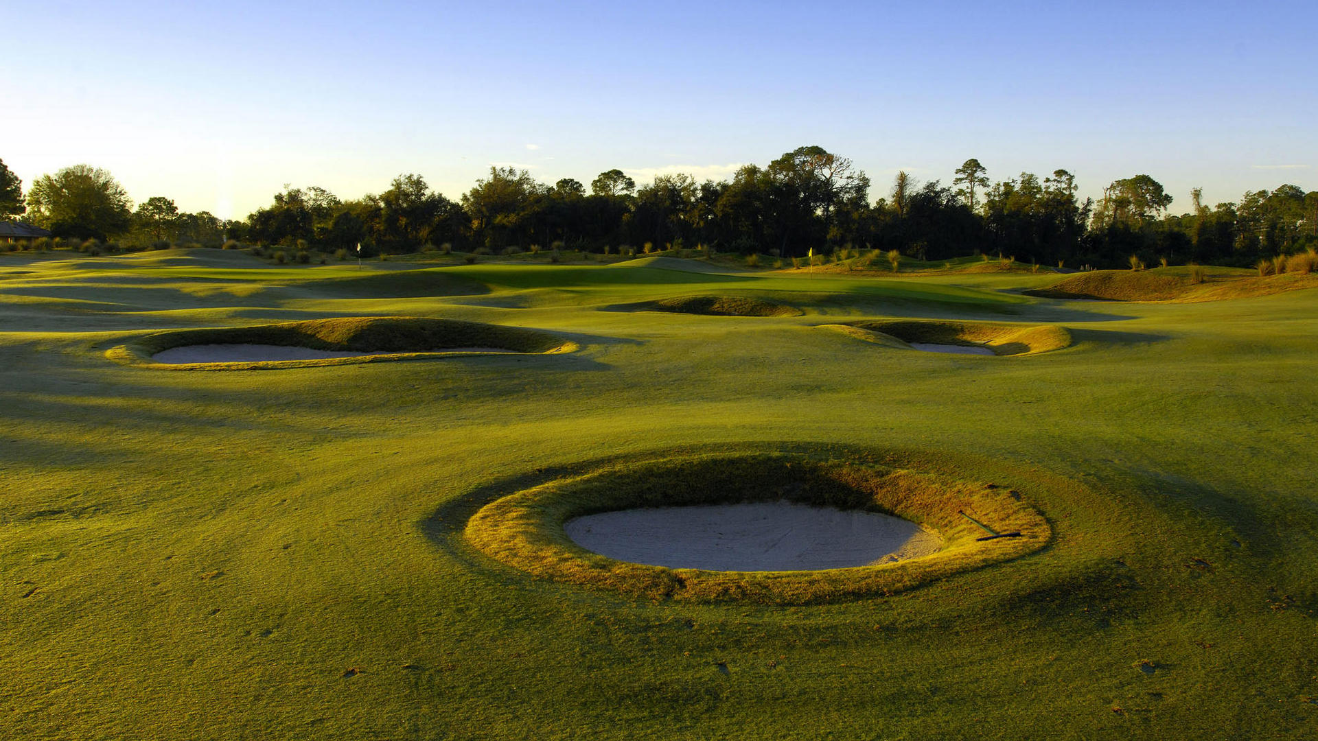 Orlando golf course at The Villas of Grand Cypress