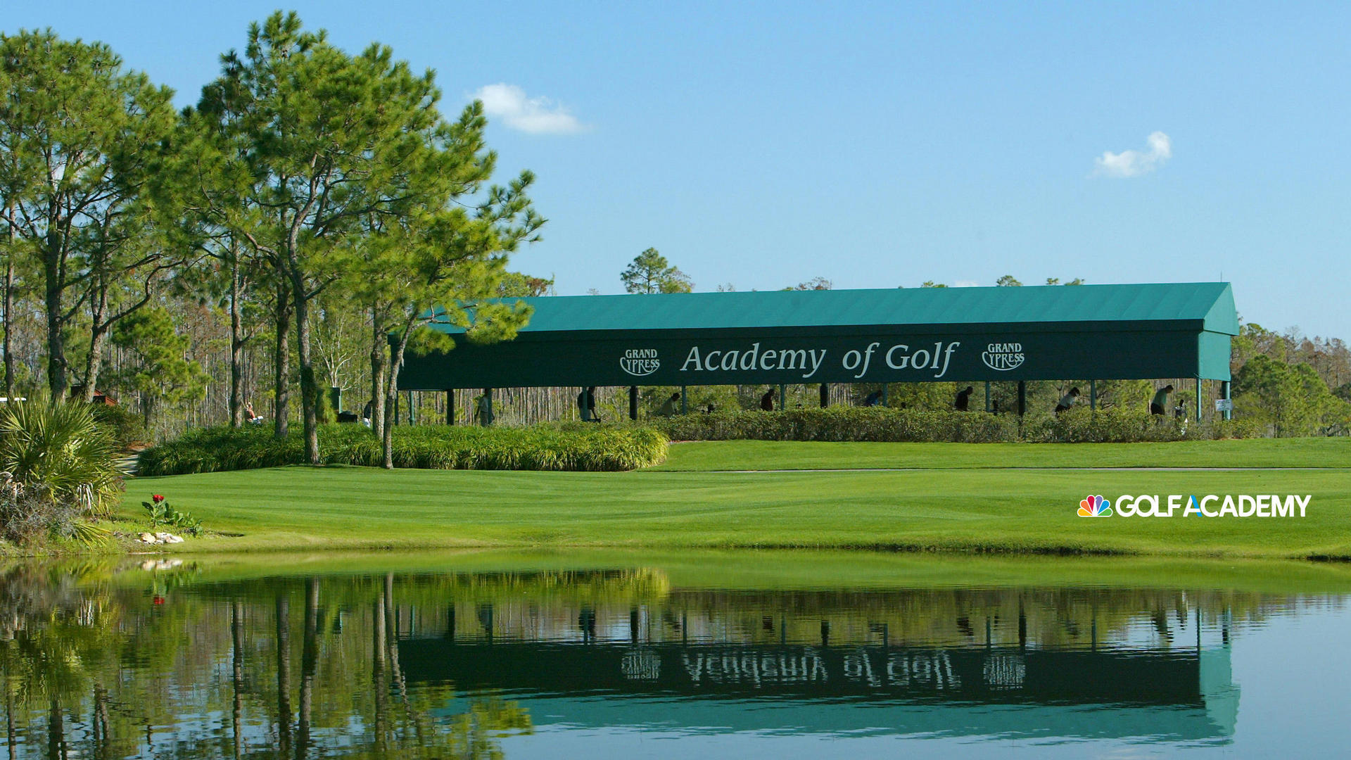 Villas Grand Cypress Golf Academy in Orlando Florida