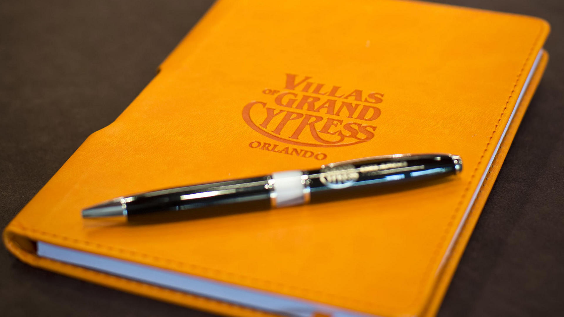 Villas Grand Cypress Notebook For Meetings In Orlando