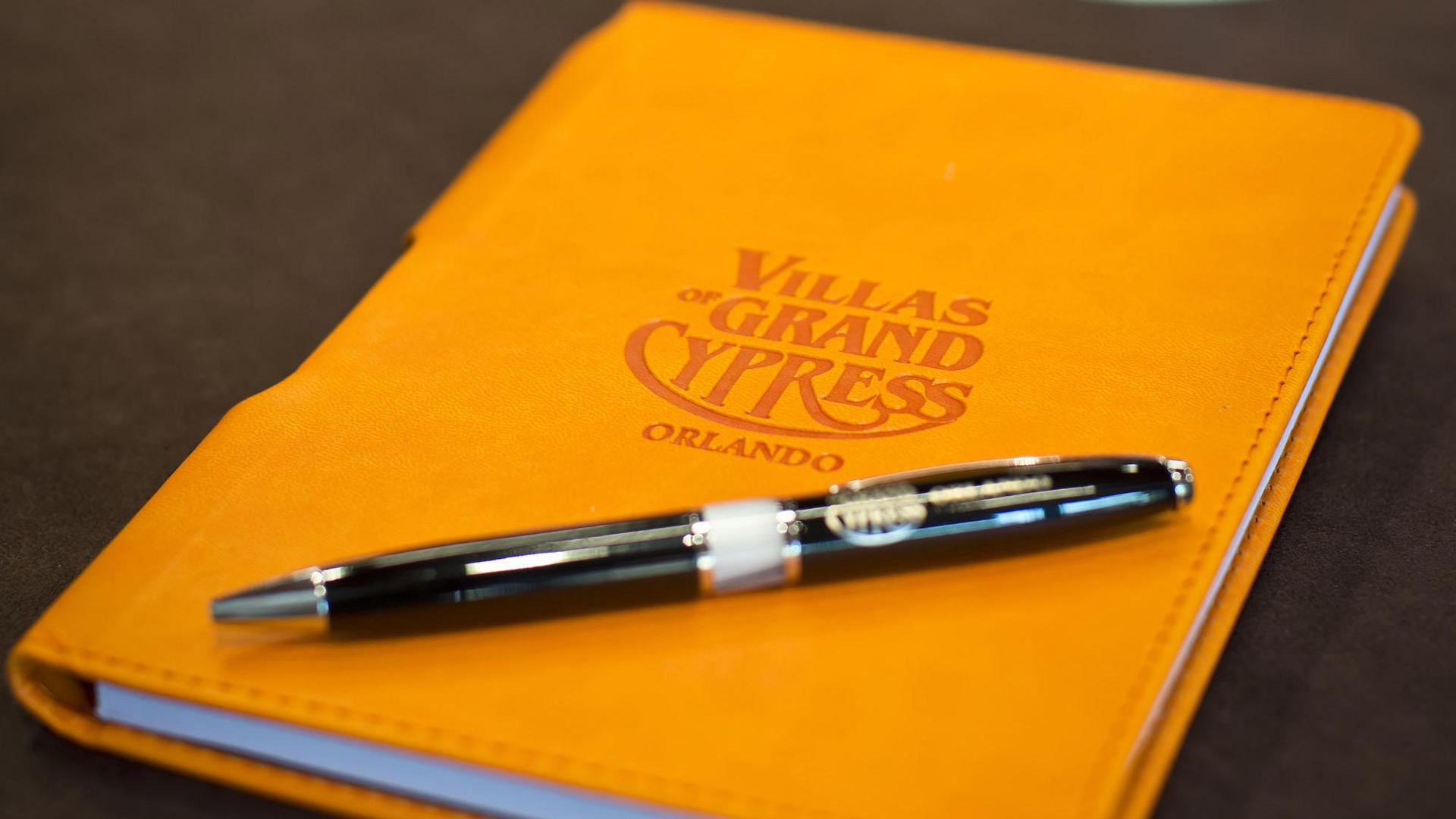 Grand Cypress Notepad For Orlando Meetings