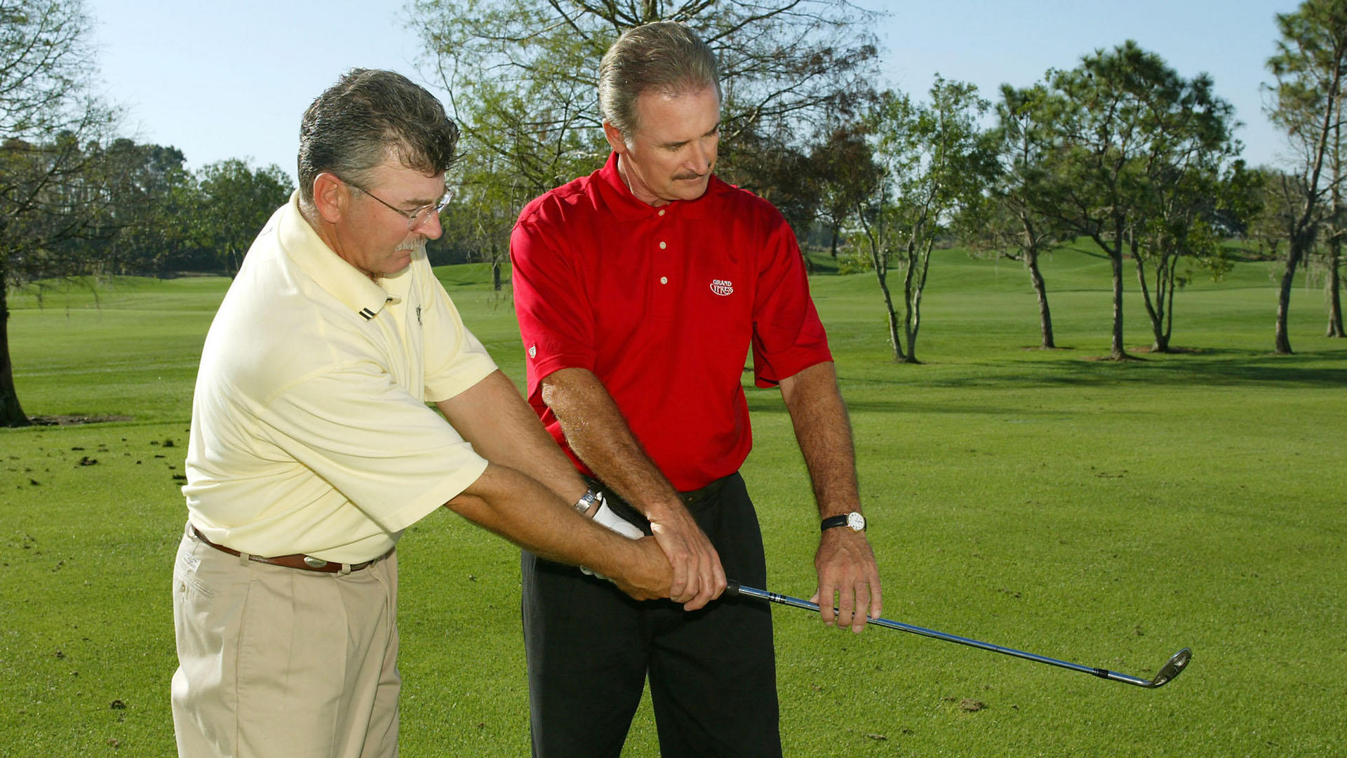 Personal Golf Lessons at Villas of Grand Cypress Orlando